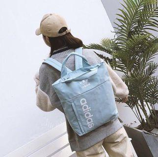 😍Adidas Canvas Backpack in Pastel (INSTOCKS)
