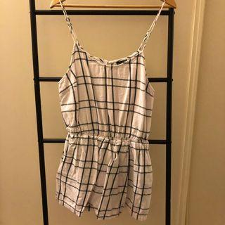 Check Playsuit (10)