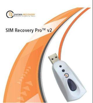 SIM Recovery Pro 2 - Recover deleted SMS text messages