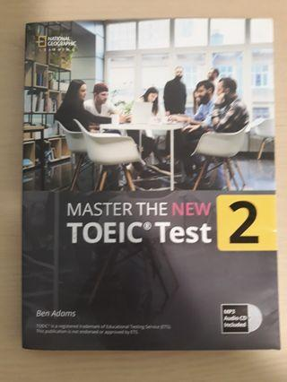 🚚 MASTER THE NEW TOEIC TEST 全英 新制多益試題