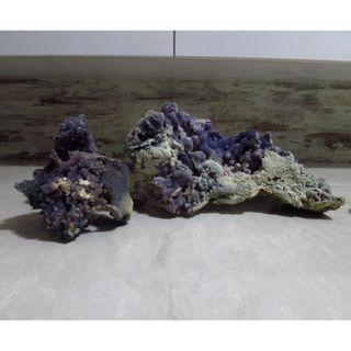 Large grape agate specimens - minerals, gemstones, crystals