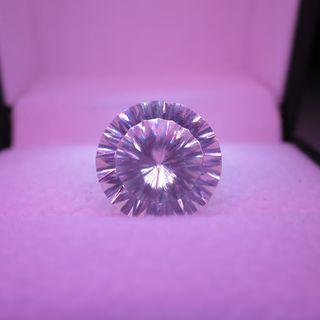 Lithium Niobate collectors gem- 14mm millennium cut