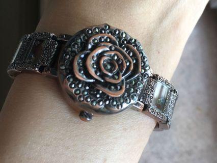 Bronze colour vintage watch 古銅色復古手錶