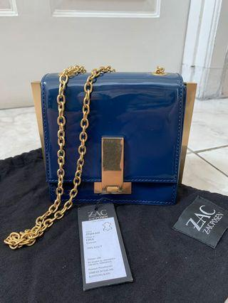 Zac Posen Chain Sling Bag