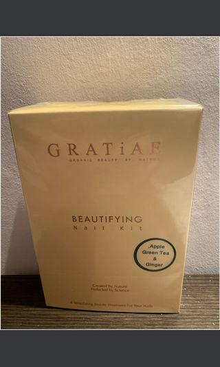 ✨GSS Flash SALE [60% off] ✨- GRATIAE Beautifying Nail Kit Set (4-pc)