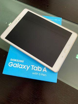 Samsung Tab A with S Pen 16GB