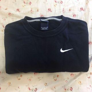 Nike藏青色大學踢