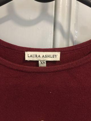 Laura Ashley stretch women top