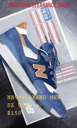 Brand New NB998 for sale. US10