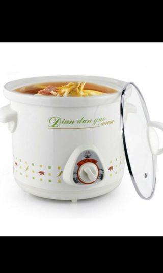 Electrical Saucepan/ slow cooker 1.5L