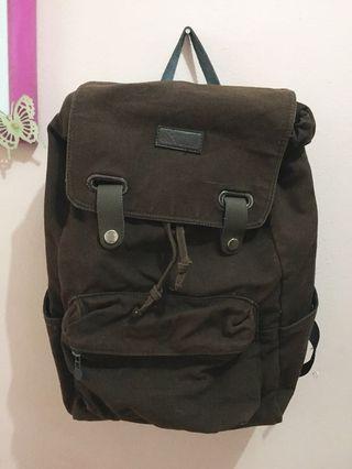 Dark Brown Backpack