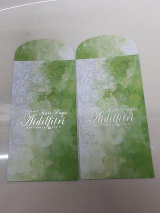 Angpao packet sampul duit raya Sunway Medical Centre