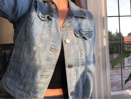 Vintage Style Levi's Denim Jacket