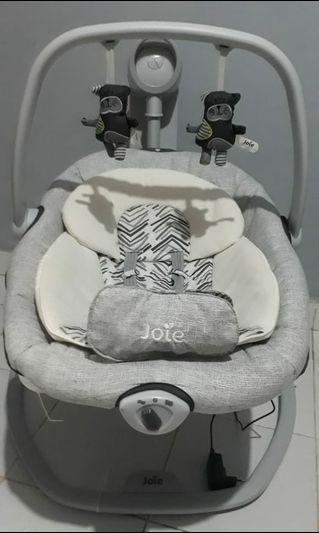 Baby Bouncer Joie meet serina 2 in 1