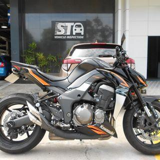 QD Exhaust Systems Singapore Kawasaki Z1000 Z1000SX Z1000R 2013 - 2019 Euro 4  ! Ready Stock ! Promo ! Do Not PM ! Kindly Call Us ! Kindly Follow Us !