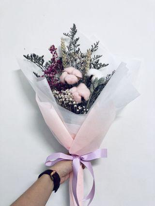 • Pink Marshmallow Bouquet •