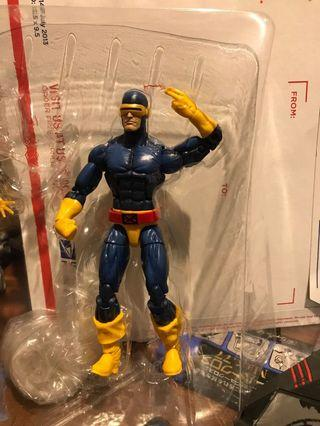 MARVEL LEGENDS CYCLOPS TOYS R US EXCLUSIVE