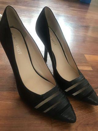 Black formal Nine West Shoes
