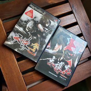 PS2 天誅紅(中文版)