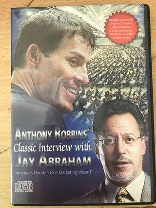 🚚 Anthony Robbins Classic Interview With Jay Abraham