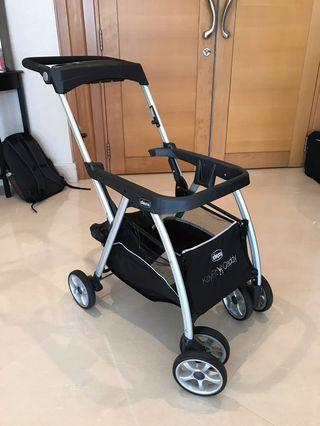 🚚 Chicco car seat stroller