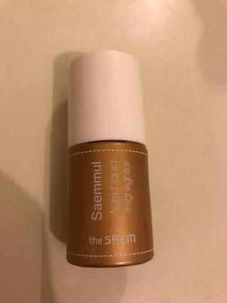 Benefit Sunbeam DUPE liquid highlighter