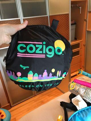 🚚 Cozigo cover for strollers and airplane bassinets