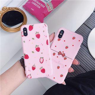 [po] strawberry casing