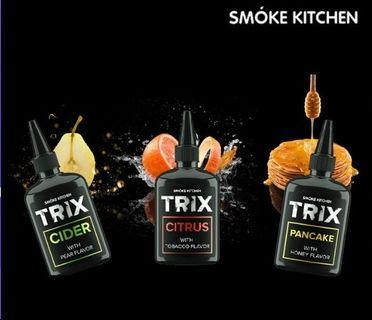100% Original Trix Russian Premium 100ml Juice by Smoke Kitchen E-Liquid E-juice Imported