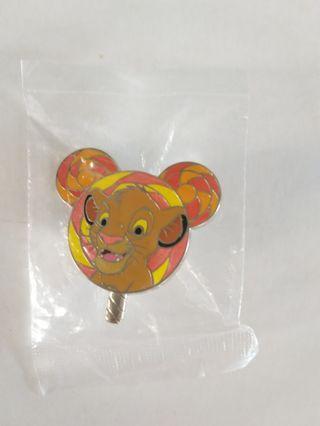 Disney pin pins 迪士尼徽章 襟章(包郵) lion king