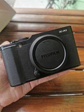 Fujifilm XA-1 Fullset Body + Lens