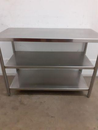Stainless steel table FREE DELIVERY