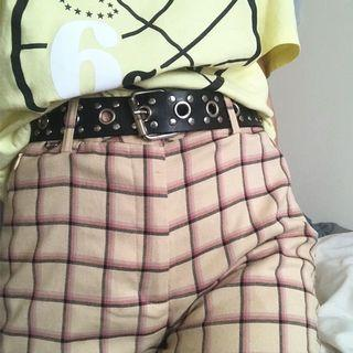 Glassons plaid pants 🌼🦋