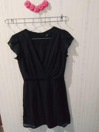 #PRELOVED - Minidres Black