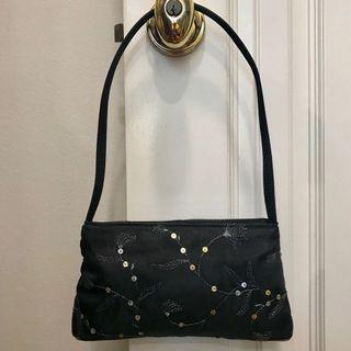Estée Lauder Black Evening Bag
