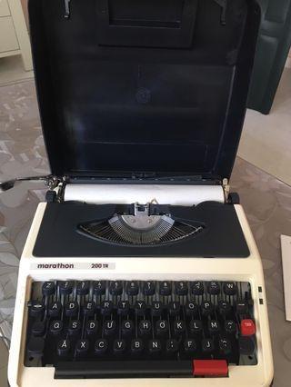 Vintage Typewriter (price negotiable)
