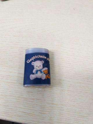 Sanrio Sugarcream Puff Eraser 擦膠