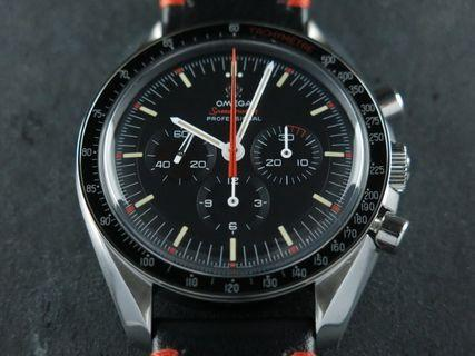 Omega Speedmaster Moon Watch Chronograph Speedy Tuesday 2 Ultraman Limited Edition