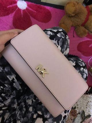 Michael Kors small bag pink leather