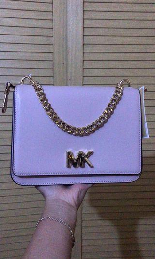 Michael Kors Leather Bag Pink
