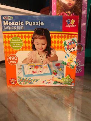 Mozaic Puzzle Sale Sisa 2