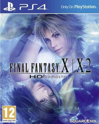 🚚 Final Fantasy X X2 PS4 remaster edition brand new