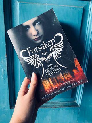 The Demon Trapper Series: Forsaken (Book 1) by Jana Oliver
