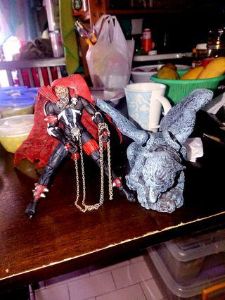 Spawn with Gargoyle Collector's Club Exclusive