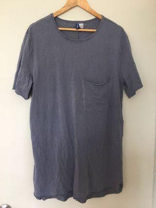 H&M T-shirt Grey