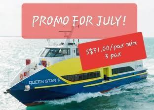 🚚 Batam Ferry Tickets