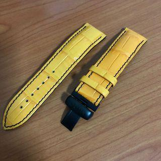Mido Leather Strap 22mm