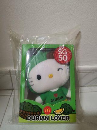 🚚 McDonald Hello kitty durian lover