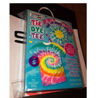 Smiggle DIY Tie Dye Tee Kit (Size S)