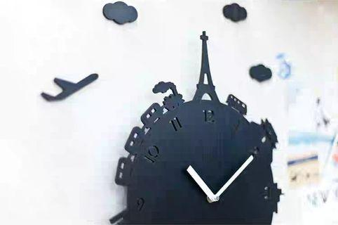 World new home clock